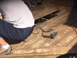 deck disaster